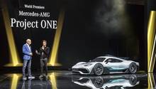 Daimler auf der IAA 2017