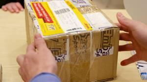 nachrichten deutschland - paket pforzheim