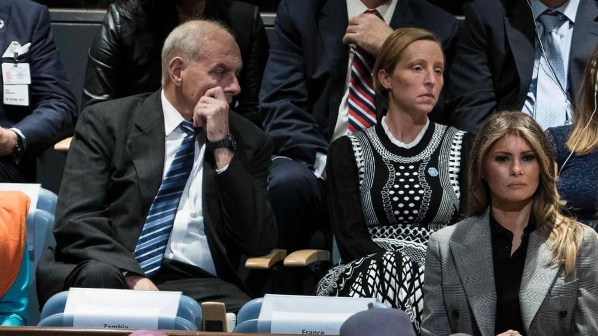 United nations-Rede: Beschämt, gelangweilt, belustigt: So reagierten Zuhörer auf die Rede von Jesse Trump