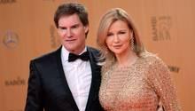 Unternehmer Carsten Maschmeyer (l.) und Schauspielerin Veronica Ferres sind seit 2009 ein Paar