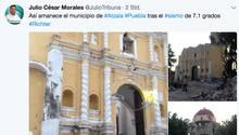 Kirche stürzt während einer Taufe ein - elf Tote