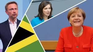 Bundestagswahl 2017: Regieren mit Jamaika-Feeling