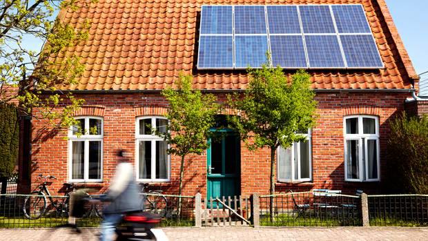 Energiewende fürs Eigenheim
