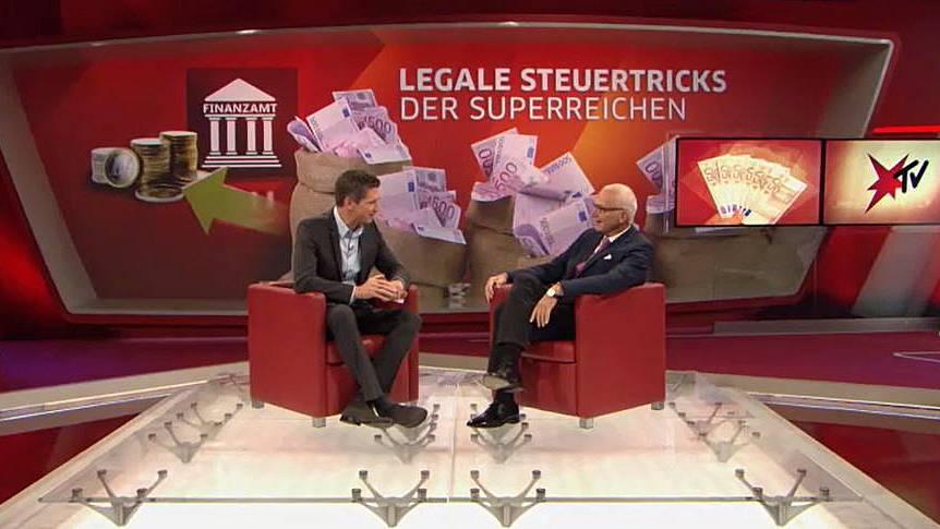 """Multimillionär Josef Rick prangert Ungerechtigkeiten an: """"Wieso bemerkt Herr Schäuble das nicht?"""""""