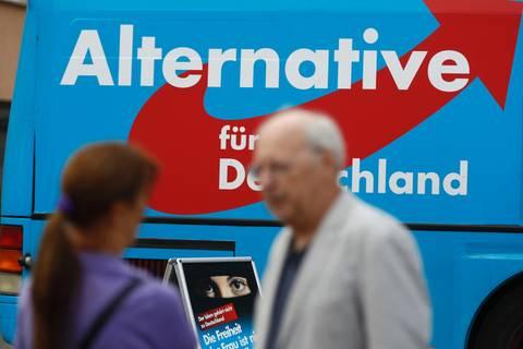 Niedersachsen-Wahl: Augenarzt soll halbblinder Frau AfD-Formular vorgelegt haben
