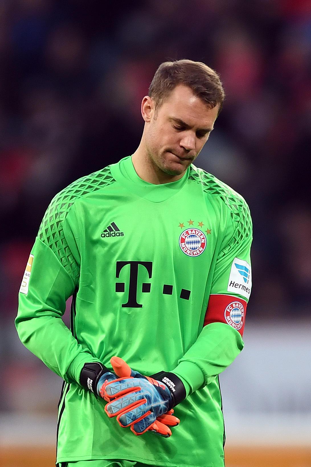 Manuel Neuer Der tragische Fall des Bayern Kapitäns haben