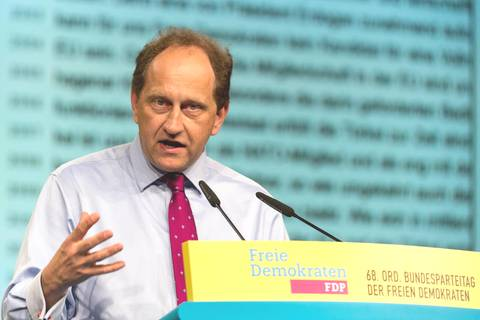 Alexander Graf Lambsdorff: FDP-Angebot an alleinerziehende Frauen: Kauft Euch doch 'ne Immobilie