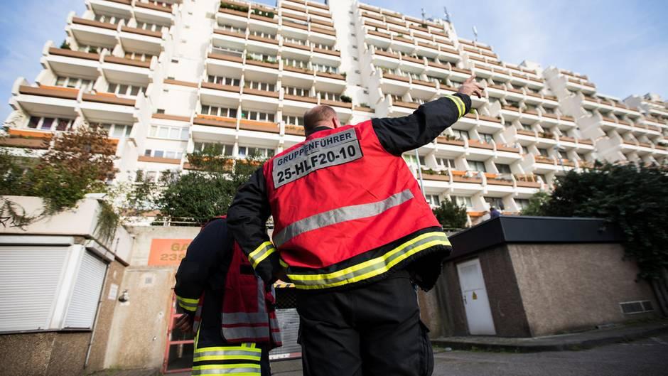 Brandschutzmängel: Behörden ordnen Räumung von Dortmunder Hochhaus an