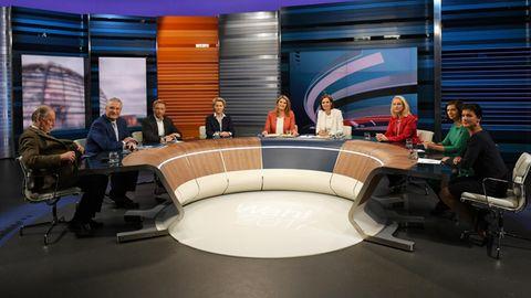 Bald alle vereint im Bundestag?