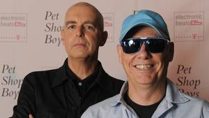 Die Pet Shop Boys Neil Tennant und Chris Lowe