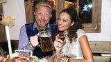 Boris Becker und seine Frau Lilly