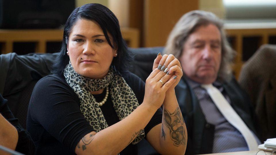 """Doppelmord von Herne: """"Mama, ich warte auf dich!"""": Mutter des getöteten Jaden sagt vor Gericht aus"""