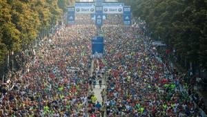 Berlin Marathon 2017 - Hahner-Twins - Anna Hahner - Weltrekord