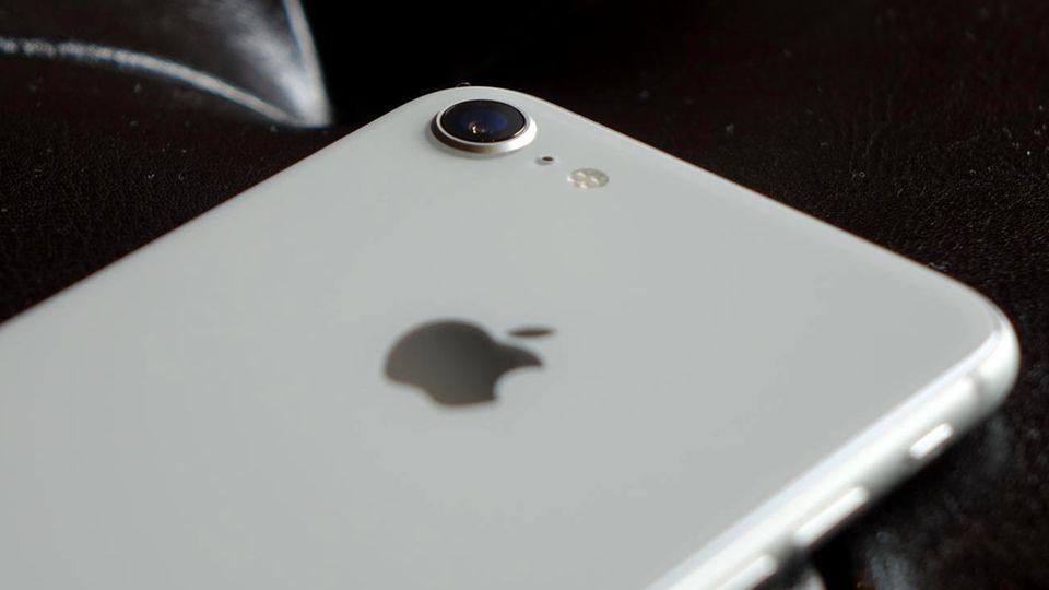 Die Kamera des iPhone 8 knipst mit 12 Megapixeln