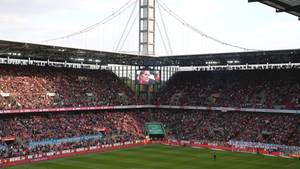Das Rhein-Energie-Stadion in Köln