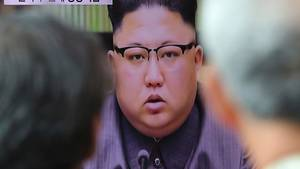 In Nordkorea hat es ein Erdbeben gegen - ein neuer Raketenstart von Kim Jong Un wird derzeit allerdings verneint