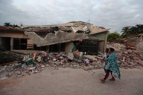 News des Tages: Wieder erschüttert ein starkes Erdbeben Mexiko-Stadt