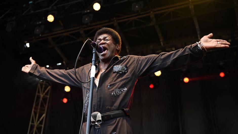 Soul-Sänger Charles Bradley im Alter von 68 Jahren gestorben