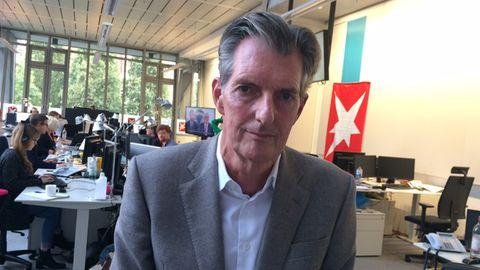 Bundestagswahl: Eine Analyse der ersten Ergebnisse von stern-Herausgeber Andreas Petzold