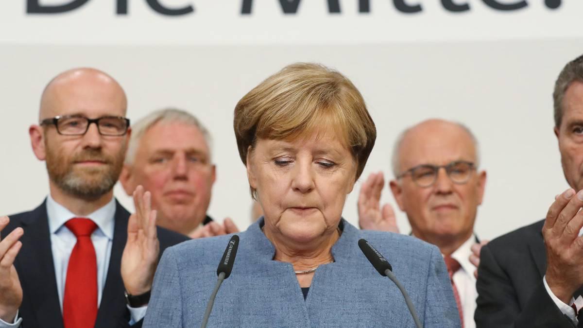 AfD Will Untersuchungsausschuss Gegen Merkel Einsetzen
