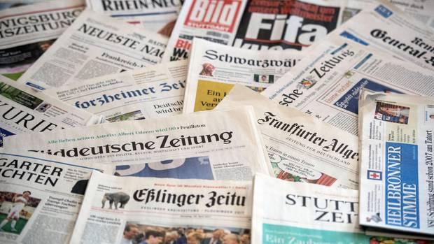 Die deutsche Presse ruft dazu auf, die AfD nicht zu verteufeln