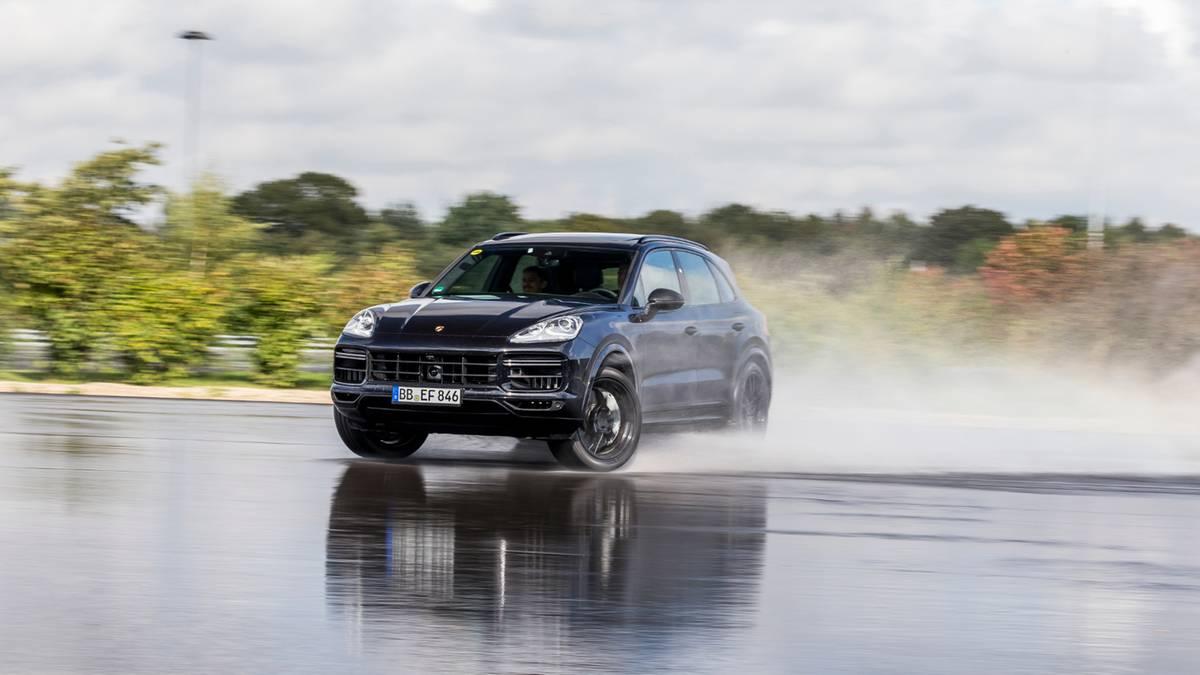 Dritte Generation: Neuer Porsche Cayenne – Sportwagen im Sports utility vehicle-Look