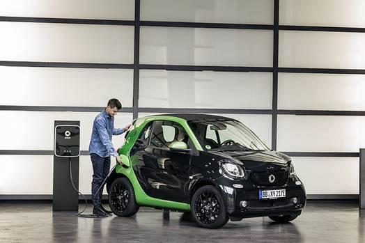 Smart Fortwo Electric Drive - ab 2020 fährt Smart nur noch elektrisch