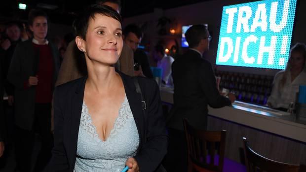 Frauke Petry wird nicht für die AfD in den Bundestag einziehen