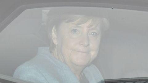 Angela Merkel hat ihren Wahlkreis zwar erneut gewonnen, aber deutliche Verluste hingenommen