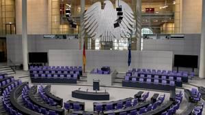 Auch über die Sitzordnung im Bundestag muss noch entschieden werden