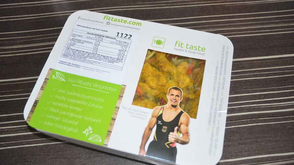 Fittaste im Test