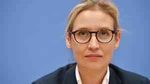 Alice Weidel legt Frauke Petry einen Austritt aus der Partei nahe