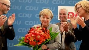 CDU-Führung trifft sich in Berlin - gemischte Gefühle nach AfD-Wahlerfolg
