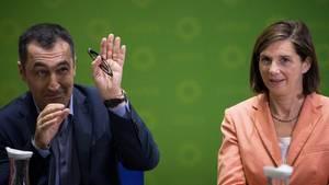 Bundestagswahl 2017: Grüne zeigen sich offen für Jamaika-Koalition