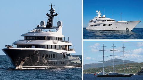 Luxus auf den Weltmeeren: Das sind die neusten Superyachten