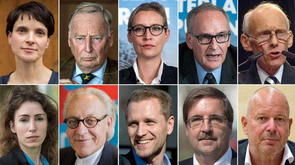 stern-Umfrage: Mehrheit gegen Ausgrenzung der AfD-Fraktion im Bundestag