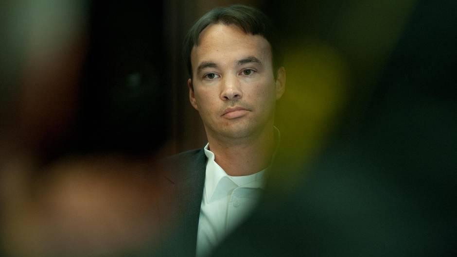 Magnus Gäfgen beim Berufungsprozess 2012. Jetzt hofft der Mörder von Jakob von Metzler auf seine Freilassung.
