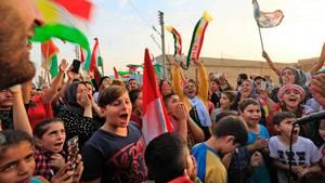 Kurden Referendum