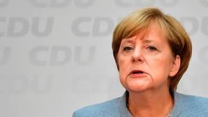 Bundestagswahl Pressestimmen Angela Merkel