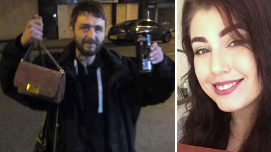 England: Obdachloser Brite findet Handtasche voller Wertsachen, Fund verändert sein Leben