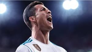 Cristiano Ronaldo ist der große Cover-Star von FIFA 18