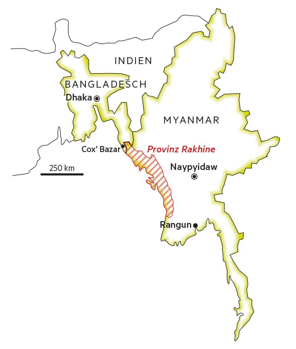 Muslimische Minderheit in Myanmar: Rohingya – Die Flucht der Verdammten