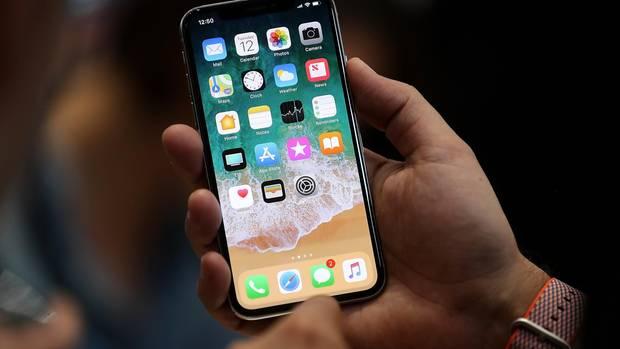 Apple - iPhone X - Produktionskosten - Schätzung