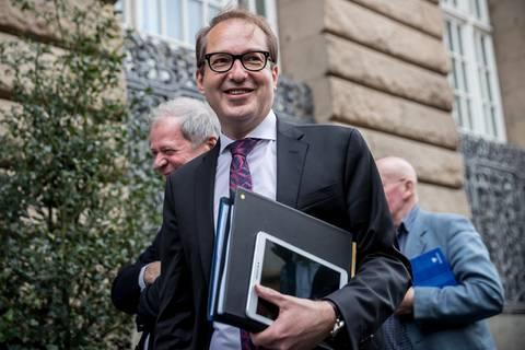 Bundestagswahl 2107: Alexander Dobrindt wird CSU-Landesgruppenchef im Bundestag