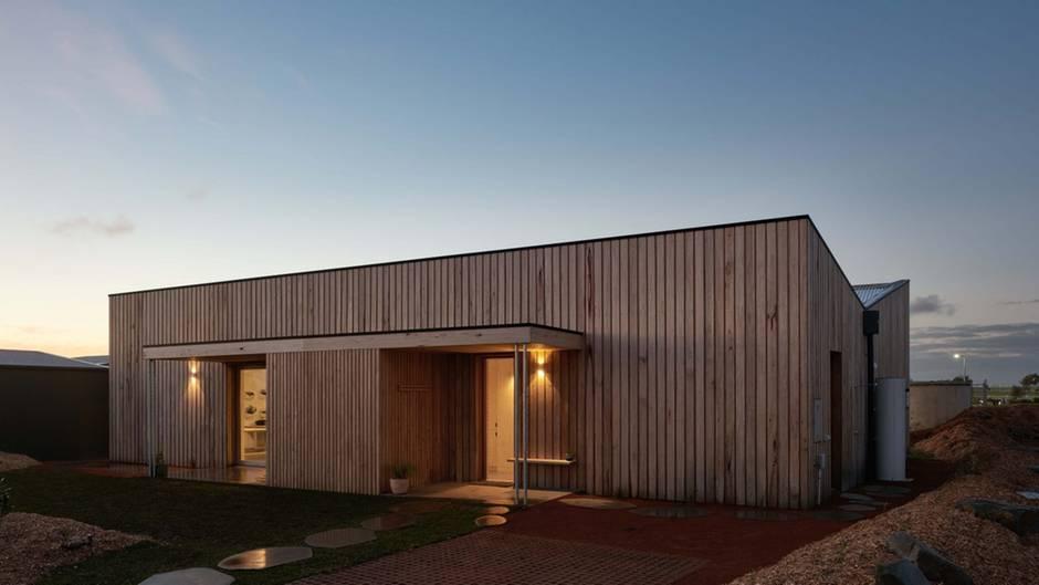 Öko-Haus: Dieses Haus kostet zwei Euro im Jahr für Strom und ...