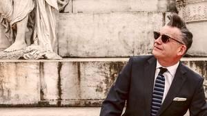 Götz Alsmann in Rom: So haben Sie den Entertainer noch nie gehört