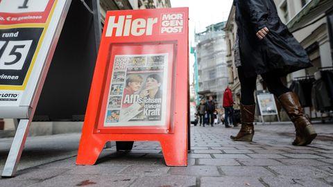 """Kommentar: AfD-Aufstieg durch """"die"""" Medien - das ist pauschaler Unsinn"""