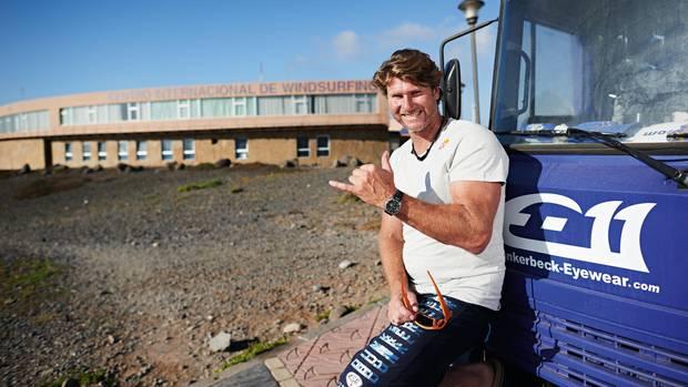 Was macht Windsurf-Legende eigentlich ... Bjørn Dunkerbeck?