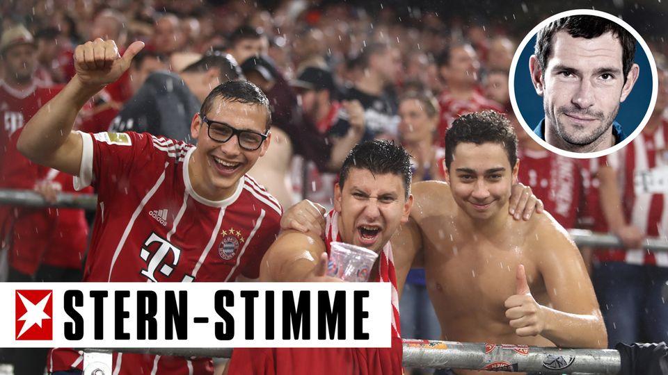 Micky Beisenherz über den FC Bayern München