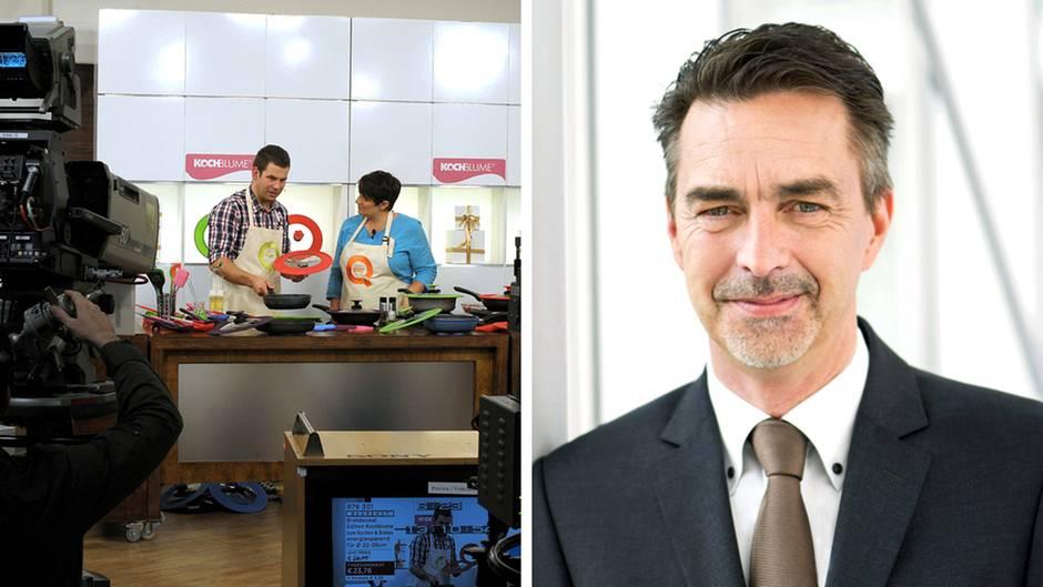 QVC Produktechef Ronald Käding: So Wird Teleshopping Das